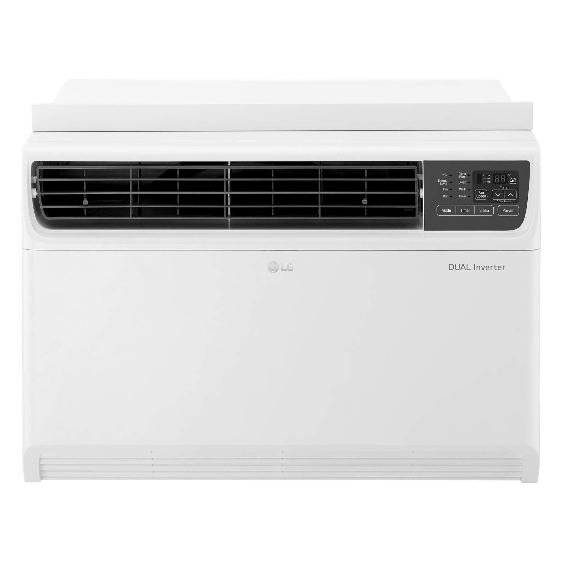 LG LW1517IVSM Window Air Conditioner, 14,000 BTU, White by LG