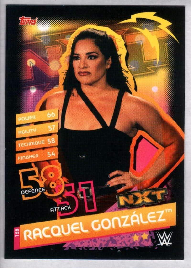 Wrestling Wrestling 2020 Topps Slam Attax Reloaded #128 Raquel Gonzalez