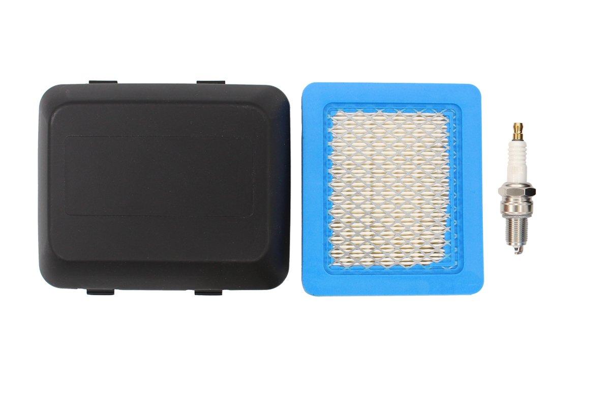Amazon.com: 17211-ZL8-023 filtro de aire 17231-Z0L-050 tapa ...
