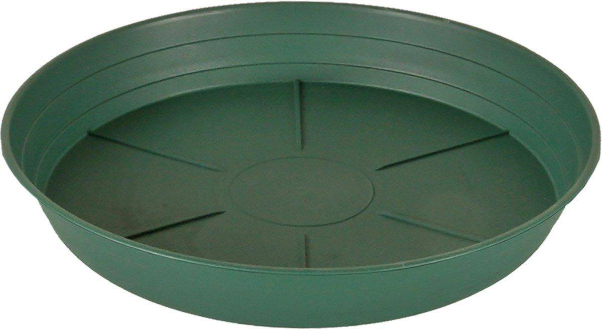 Hydrofarm HGS10P Green Premium Saucer 10-Inch, pack of 25