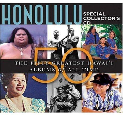 Fifty Greatest Hawaii Music Albums Ever (Hawaii Runner)
