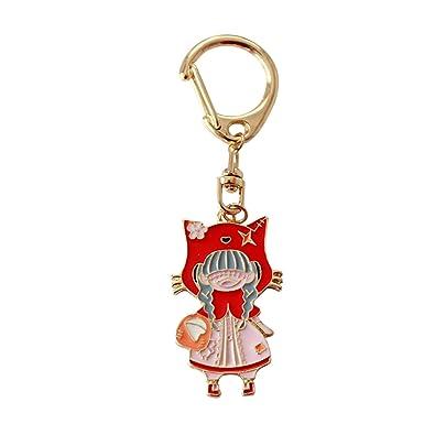 Daniel Galsworthy Keychain Llavero de moda con diseño de ...