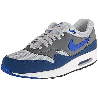 Nike Air Max 1 Essential Sneaker Herren (45, greyblue
