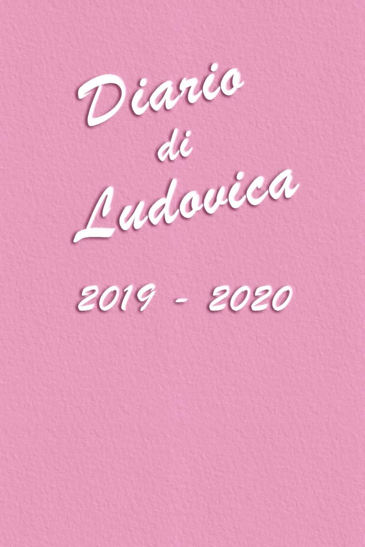 Agenda Scuola 2019 - 2020 - Ludovica: Mensile - Settimanale ...