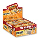 HotHands Toe Warmers - Long Lasting Safe Natural Odorless Air Activated Warmers - Up to 8 Hours of Heat - 40 Pair