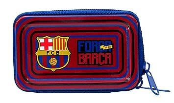 CYP Monedero de Metal Rectangular FC Barcelona MM-35-BC