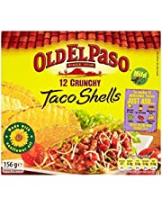Old El Paso Crunchy Taco Shells (12 per Pack) - Pack of 6