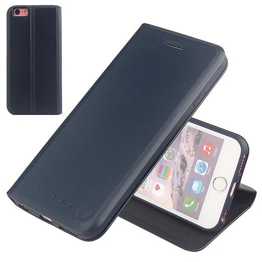 143 opinioni per Nouske Custodia a portafoglio per iPhone 6 Plus/6s Plus Apple da 5.5 pollici con