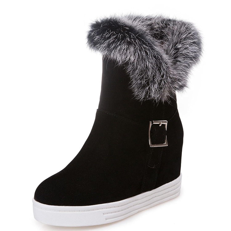 venta limitada estilo de moda compra genuina 50% de descuento Botas con tacón interno/ botas de suela ...