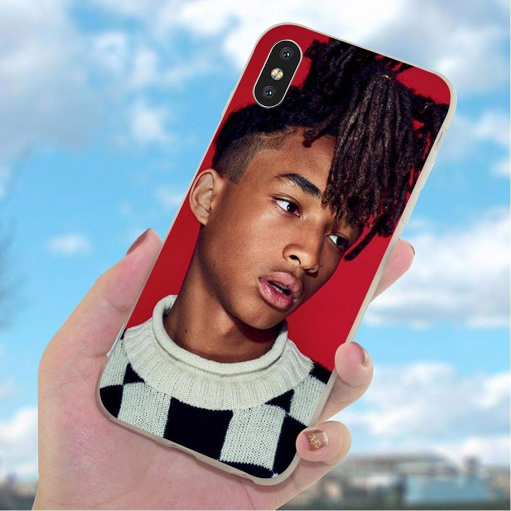 Cell Tape Big Not Cool- Pop Merch Inspired by jaden smith Phone Case Compatible With Iphone 7 XR 6s Plus 6 X 8 9 Cases XS Max Clear Iphones Cases High Quality TPU Cell 33045864820