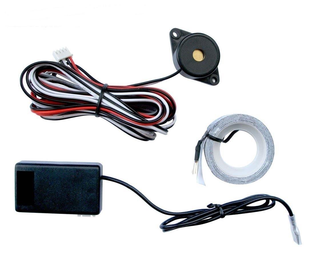 Adatech Sensori di parcheggio elettromagnetici Invisibili Posteriori 12v Universale