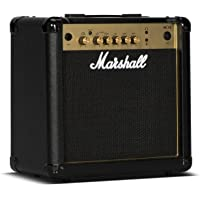 Marshall MG4 Gold Series MG15 G 15-Watt Guitar Combo Amplifier Latest Version with 2 Channels