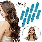 Best Rollers For Long Hairs - Sponge Hair Curlers - Leegoal Heat-free Nighttime Hair Review