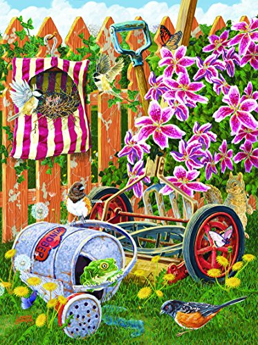 A Fine Nesting Place 1000 Piece Jigsaw Puzzle by SunsOut