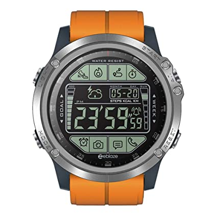 Amazon.com: Smart Watch for Android iOS Phone, Zeblaze Vibe ...