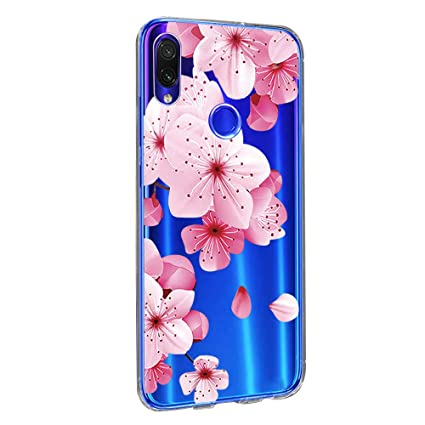 Amazon.com: Funda compatible Xiaomi Redmi Note 7 Pro Funda ...