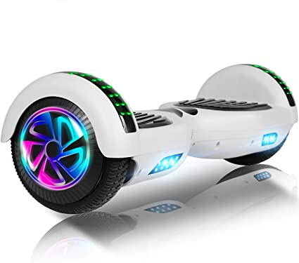 """6.5/"""" Hoverboard Two-wheel Self-Balancing Scooter Bluetooth Electric Scooters UK"""