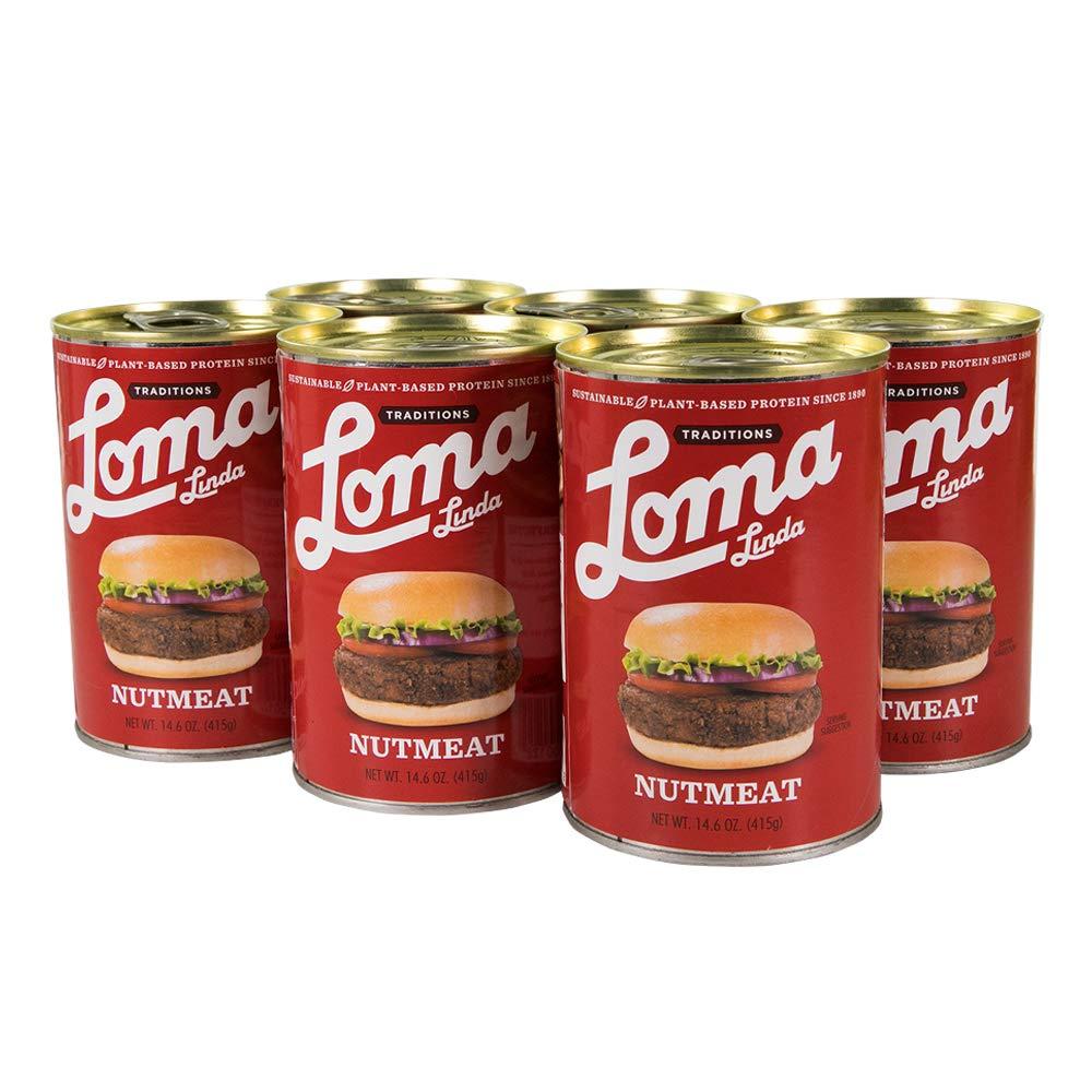 Loma Linda - Plant-Based - Nutmeat (14.6 oz.) (Pack of 6) - Kosher by Loma Linda (Image #2)