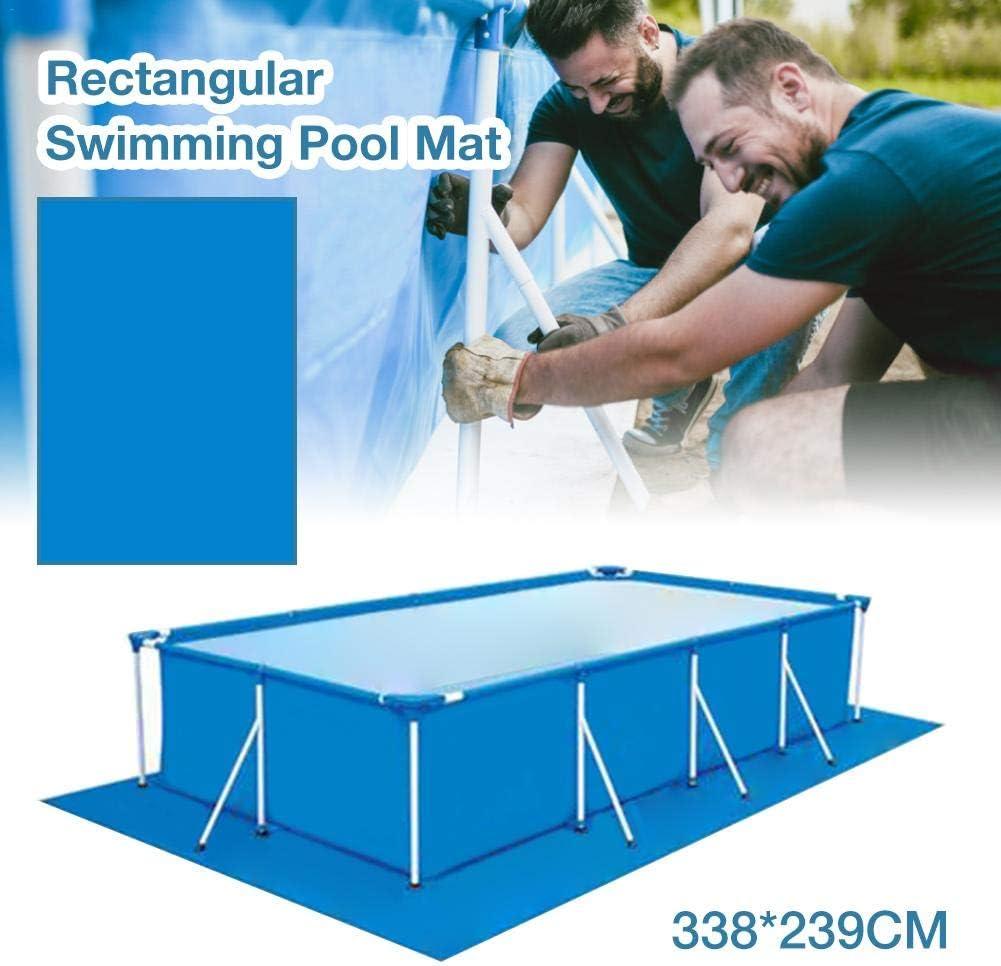 Yestter - Alfombra de suelo para piscina, alfombra de piscina ...