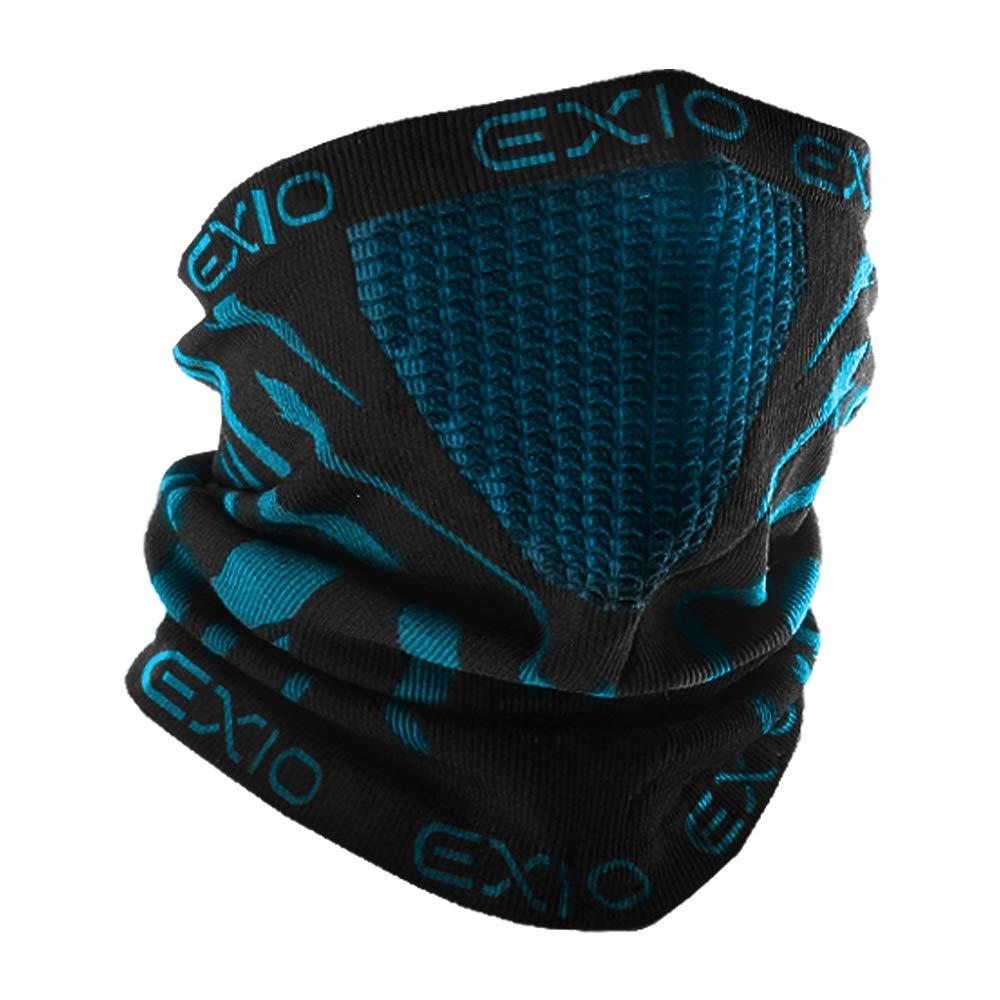 EXIO Winter Neck Warmer Gaiter/Balaclava - Windproof Face Mask for Ski, Snowboard