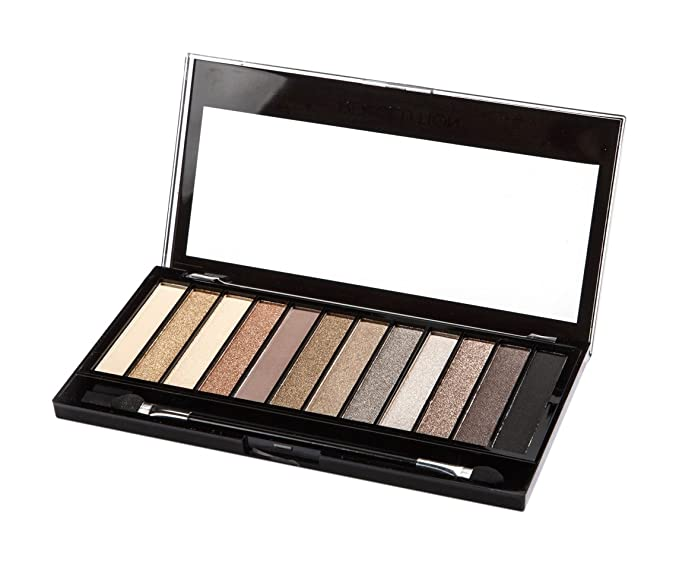 Makeup Revolution Redemption Palette (Eyeshadow), Iconic 2, 14g Make-up Palettes at amazon