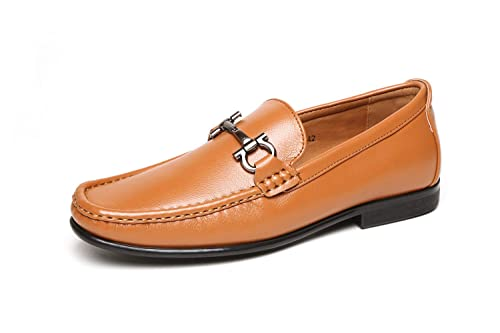 Hombre Casual Mocasines Inteligentes Vestido Deslizarse Conducción Zapatos De Diseño con Tacón Mocasin Estilo Nuevo Tallas: Amazon.es: Zapatos y ...