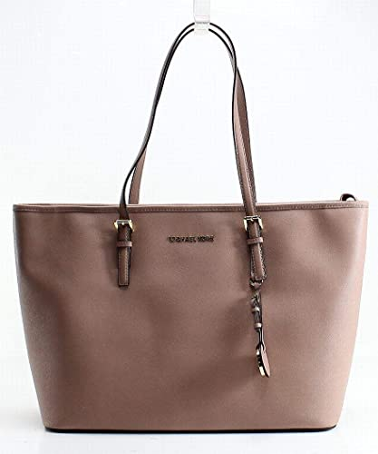 cc6691aafd38 MICHAEL Michael Kors Jet Set Travel Medium Top Zip Multifunction Tote