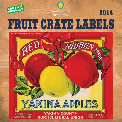 2014 Fruit Crate Labels Wall ()