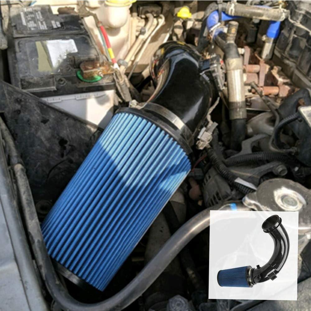 Cold Air Intake Kit Oiled Filter Fit for Dodge Ram 2500 3500 2007.5-2012 Cummins 6.7L Diesel