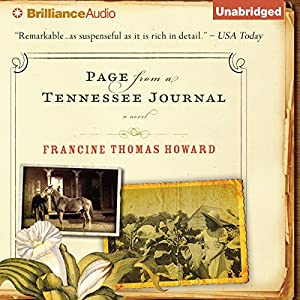 Page From A Tennessee Journal Audiobook