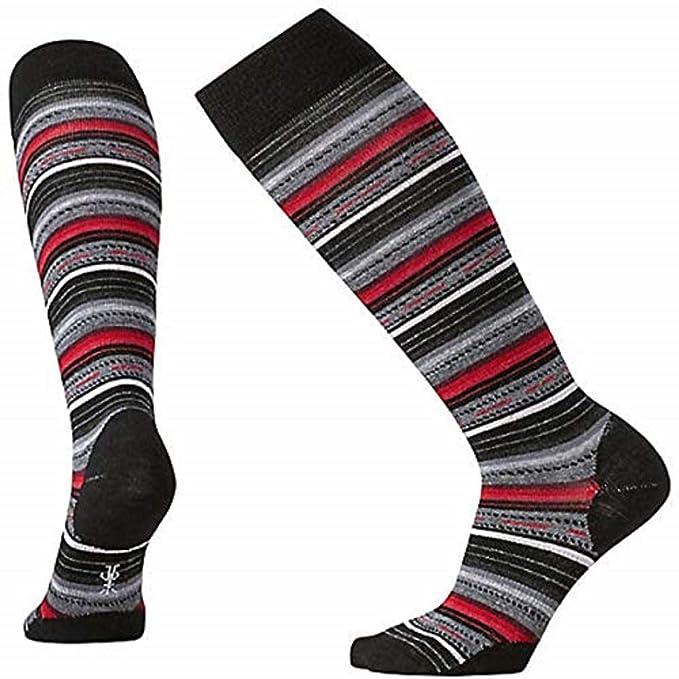a7bb75173 SmartWool Women s Margarita Knee High Socks - AW16 at Amazon Women s  Clothing store