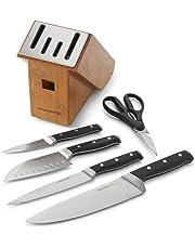 Calphalon Classic Self-Sharpening Cutlery Knife Block Set with SharpIN Technology