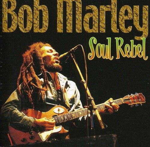 CD : Bob Marley - Soul Rebel (France - Import)