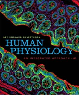 Silverthorn, human physiology: an integrated approach, 6th edition.