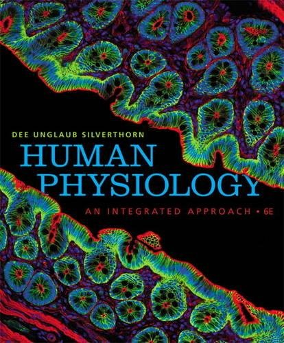 Human Physiology: An Integrated Approach Plus MasteringA&P with eText -- Access Card Package (6th Edition)