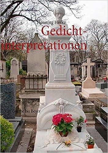 Easy english äänikirjat ilmaiseksi ladattavissa Gedichtinterpretationen (German Edition) 3848222256 PDF