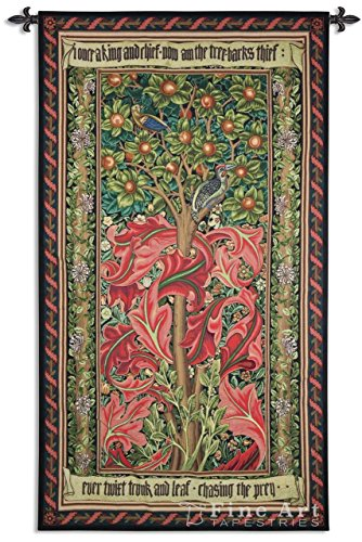 Morris Cotton Tapestry - Fine Art Tapestries