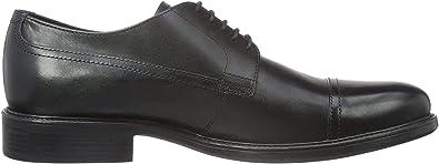 Geox Uomo Carnaby G, Zapatos de Cordones Derby para Hombre