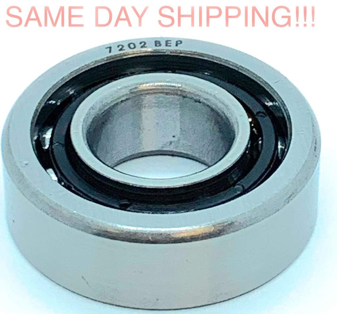 7202B Bearing Angular Contact 7202B Ball Bearings Same Day Shipping !!!