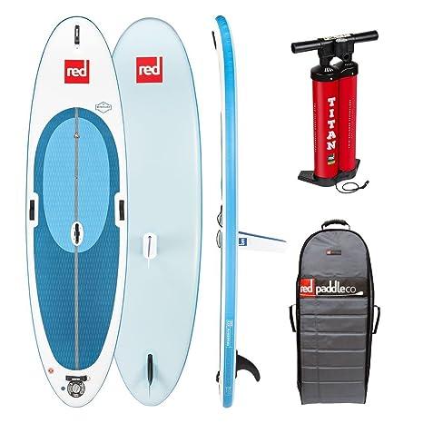 Red Paddle Ride Windsurf mit Schwert 107
