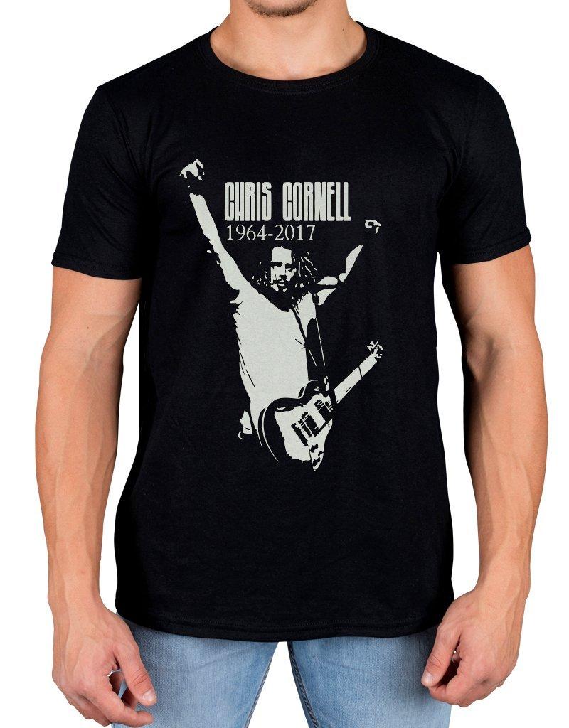 Ulterior Clothing R I P Chris Cornell 1964 2017 T Shirt 1357