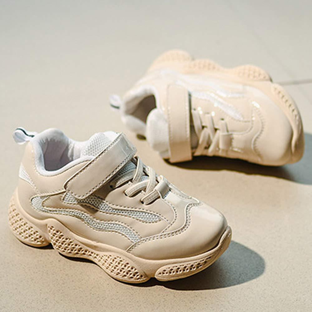 Daclay Chaussures Enfants Gar/çons Filles Sneakers Respirant Sport Mode Casual B/éb/é