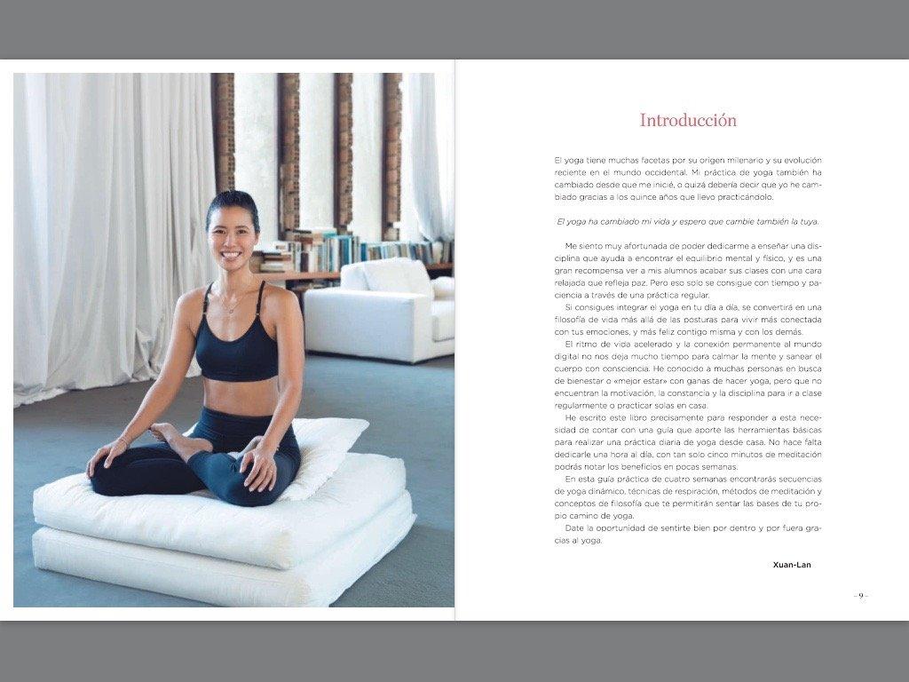 Mi diario de yoga Womens Health : Cuerpo y mente sanos en 4 ...