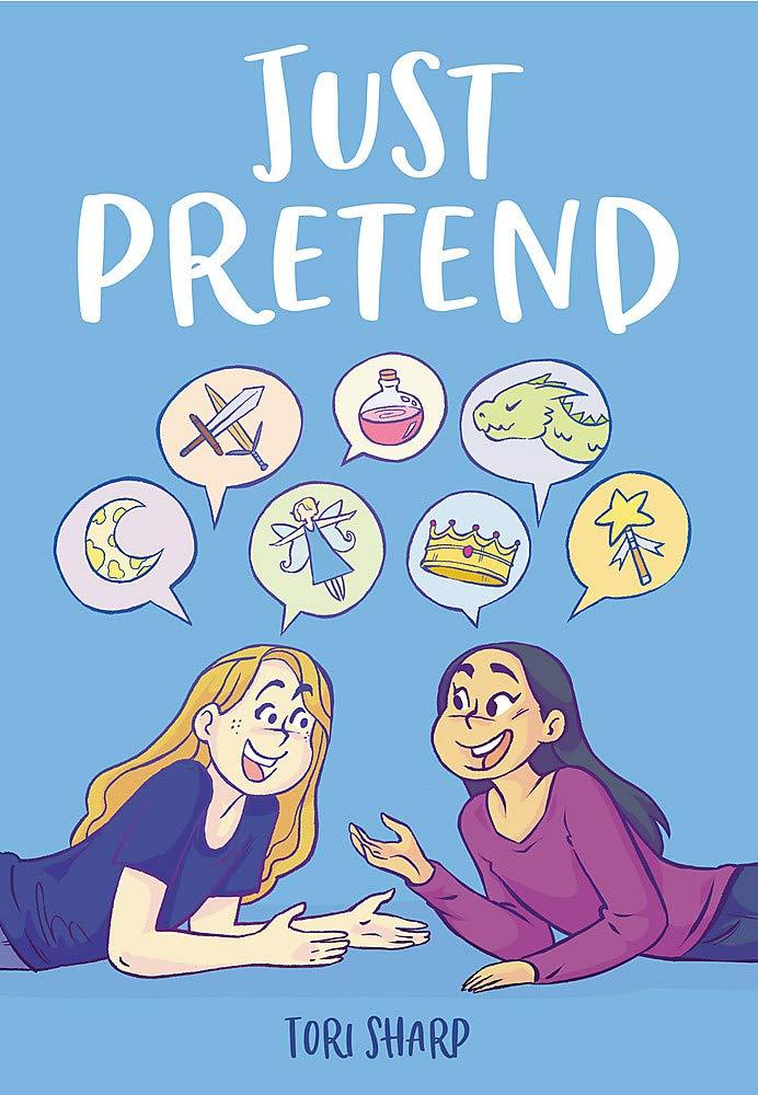 Just Pretend: Sharp, Tori: 9780316538855: Books - Amazon.ca