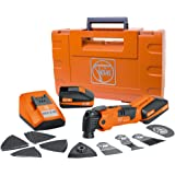 FEIN 71292261090 Cordless MultiMaster StarlockPlus Oscillating Multi-Tool with snap-fit accessory change