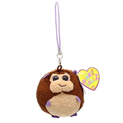 Beanie Ballz Clip Bananas/affe 8,5cm (3 Ct.) [german Version]: Toys & Games
