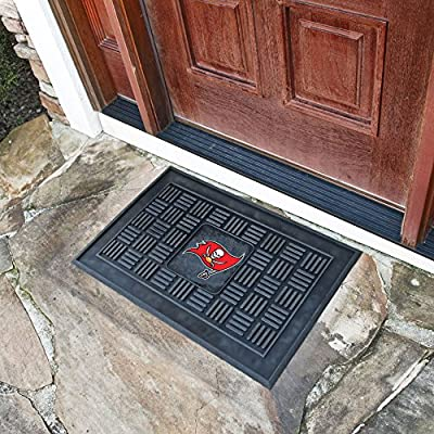 FANMATS,Tampa Bay Buccaneers 18 in. x 30 in. Door Mat