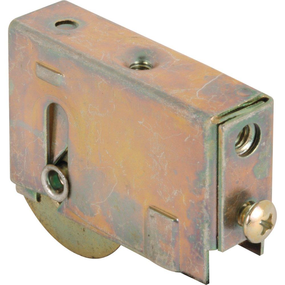Slide-Co 131246 Sliding Door Roller Assembly, 1-1/2-Inch Steel Ball Bearing