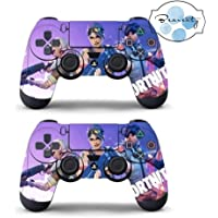 Popular Game Fortnite For PS4 Controller Skin Sticker Cover 6th Style (Multicolor)