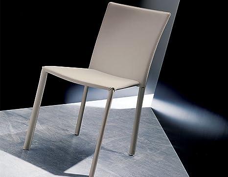 Sedia fira in policarbonato moka e line sedie amazon